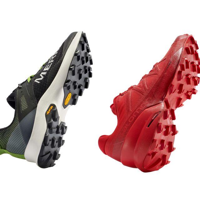 pirámide Racional estar  Best trail running shoes 2020