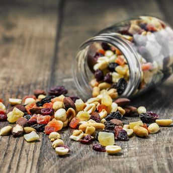 Ingredient, Produce, Nuts & seeds, Natural material, Corn kernels, Still life photography, Seed, Nut, Oval,