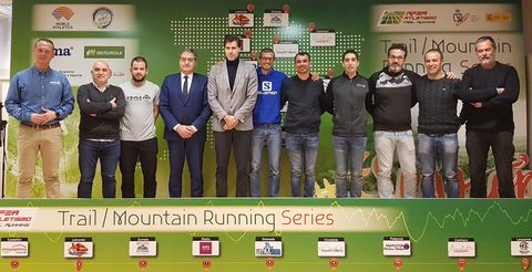Trail Running Spanish Series