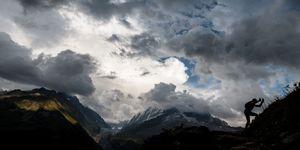 Ultra Trail Mont Blanc 2019: mejores imágenes