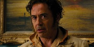 "Robert Downey Jr. en ""Las aventuras del Doctor Dolittle"""