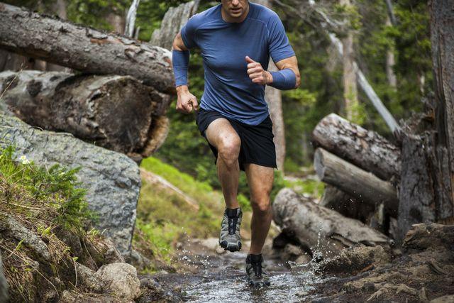 beginnen met trailrunnen, kies een mooie trailrun