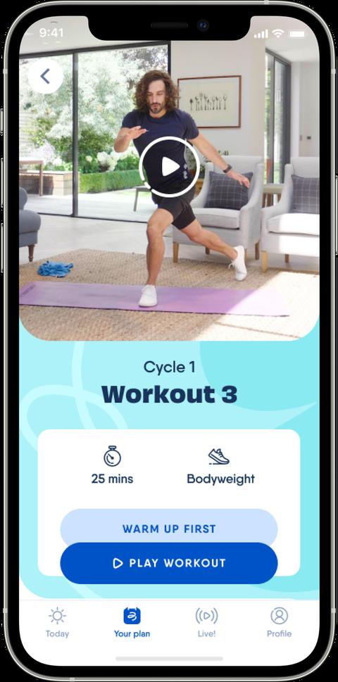 body coach app