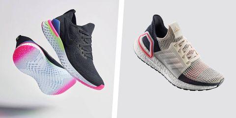 Shoe, Footwear, Sneakers, White, Nike free, Running shoe, Walking shoe, Outdoor shoe, Sportswear, Pink,