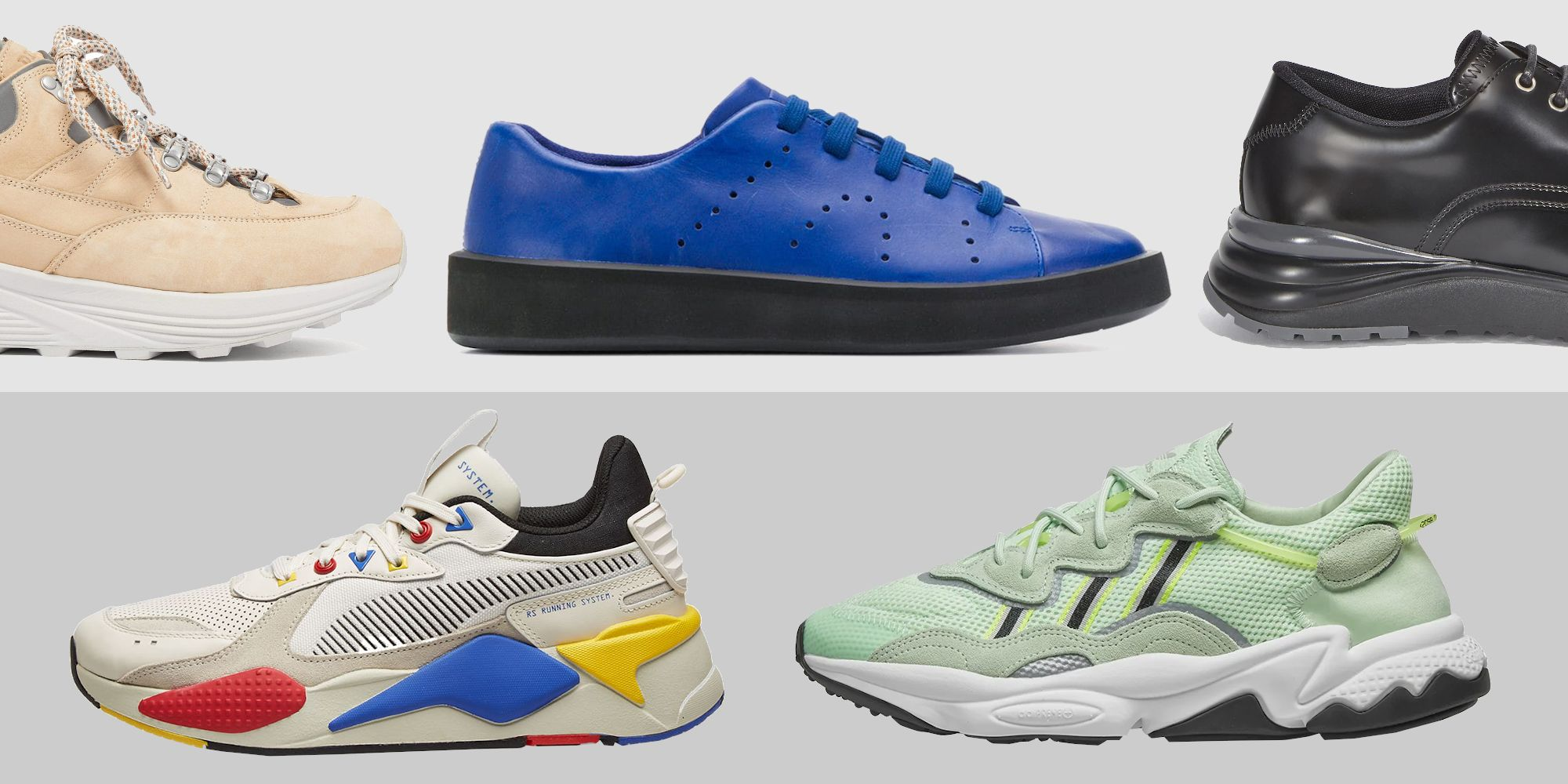 c32c27a1ad9 The Best Pairs Of Men's Trainers Released This Month