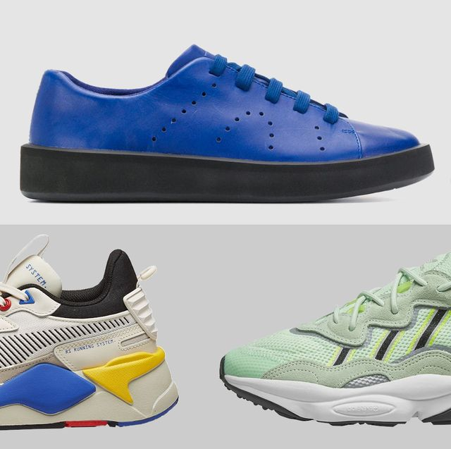 1998584abdf The Best Pairs Of Men's Trainers Released This Month