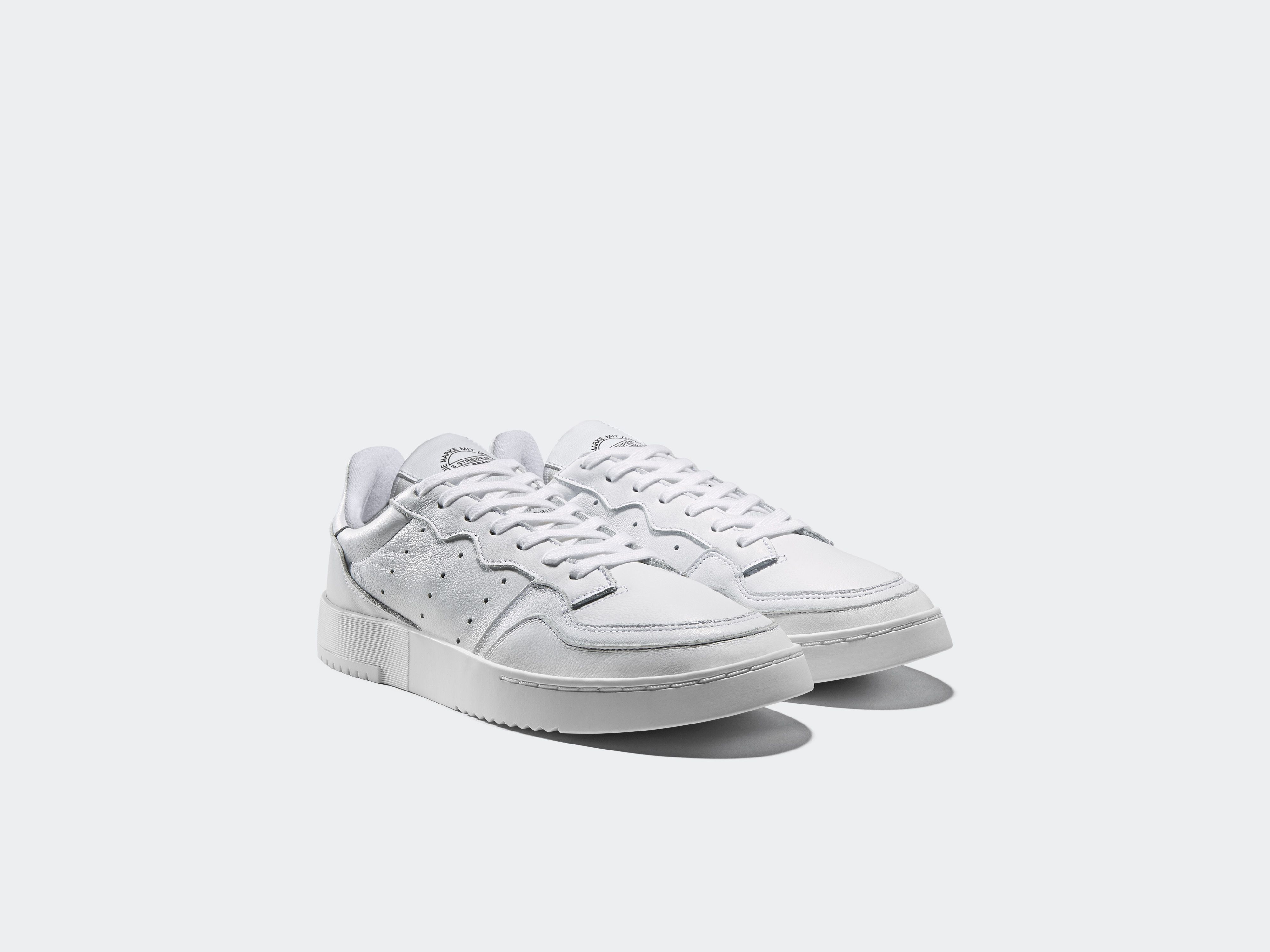 MH Obsession: Adidas Supercourt Trainers