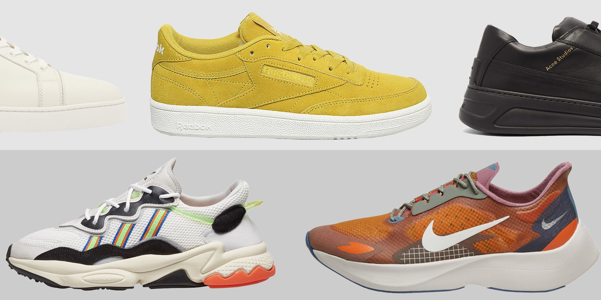 buy popular 96e9b 9e08e The Best Pairs Of Men s Trainers Released This Month