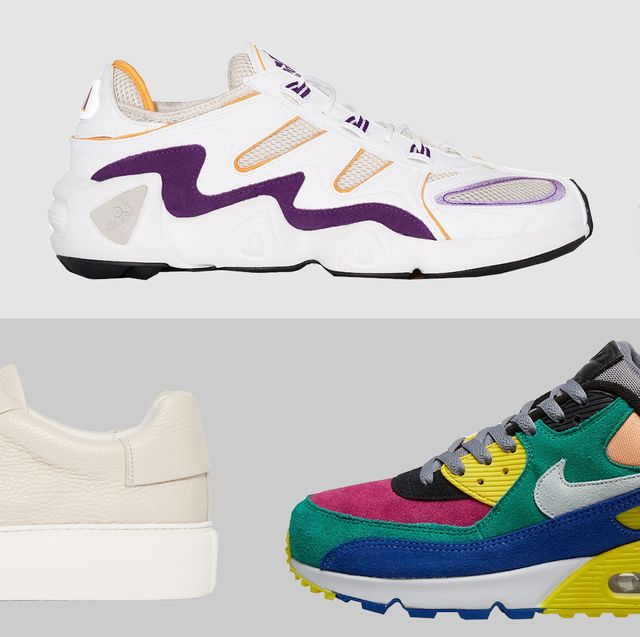 0e7cffefd6441 The Best Pairs Of Men's Trainers Released This Month