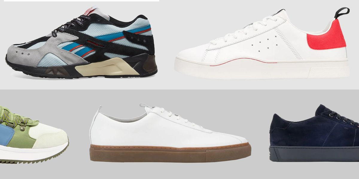 523ba59d5d The Best Pairs Of Men's Trainers Released This Month