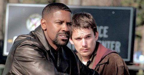 Training Day (2001) Denzel Washington y Ethan Hawke
