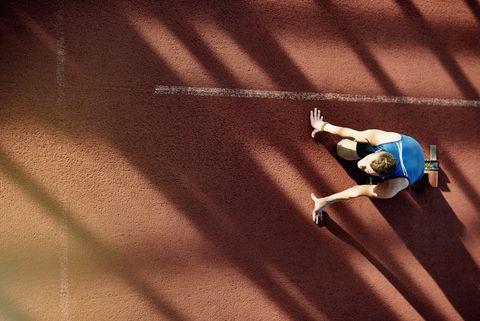 training for paralympics