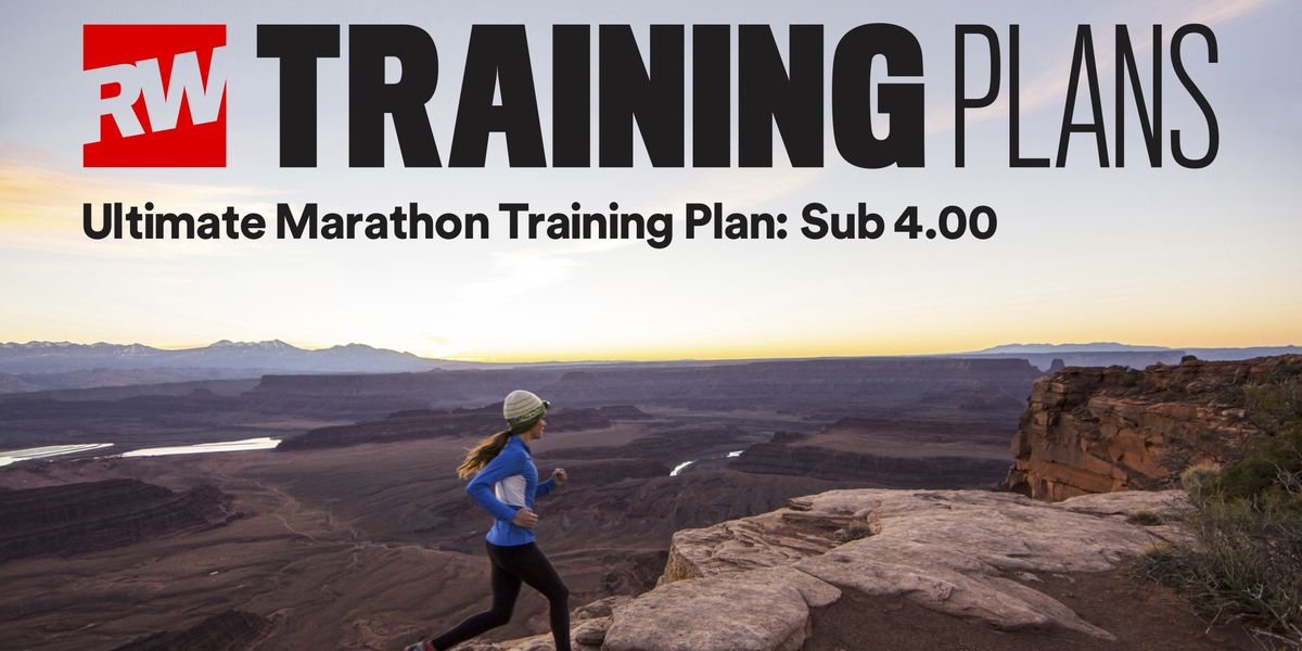 RW's Ultimate 16-week marathon training plan for runners ...