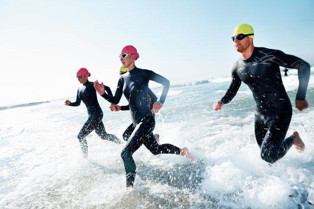 ironman distances  triathlon distances