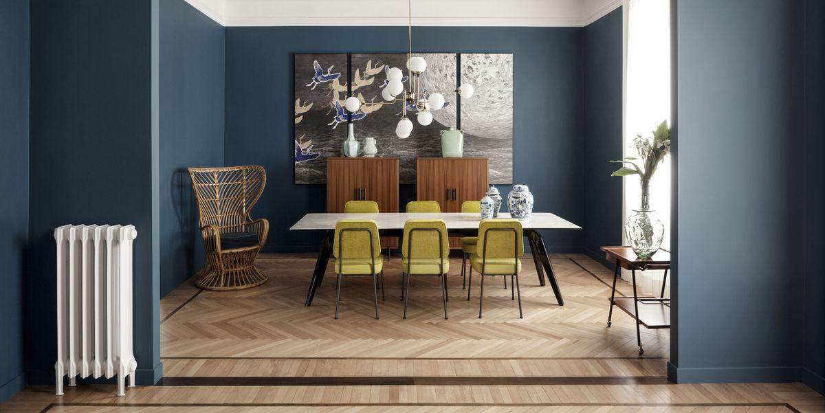 Appartamento moderno a milano con mobili vintage - Mobili vintage milano ...