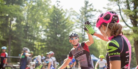 At the Trans-Sylvania Epic, riders come not only to race hard, but also to make friends along the way.