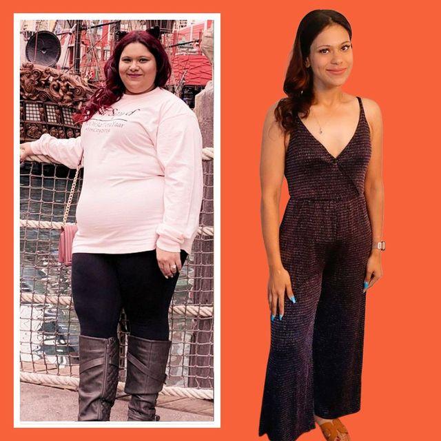 transformacion fisica 50 kilos menos