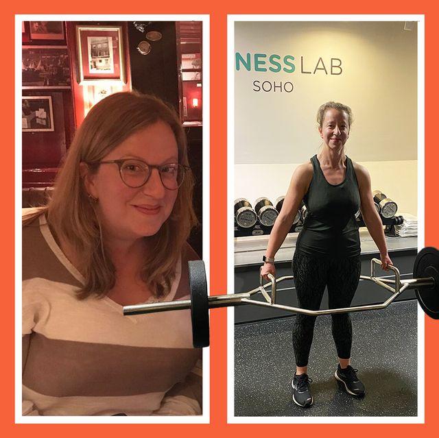 strength training weight loss success