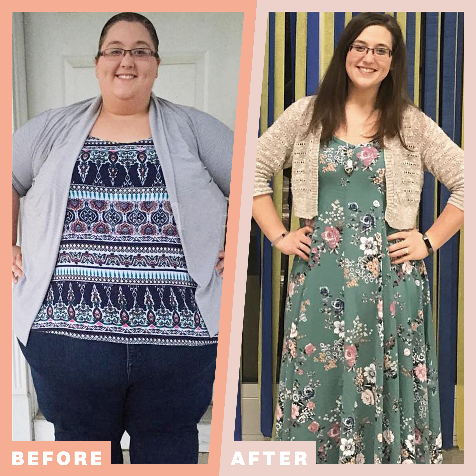 Optavia Success Story Woman Loses 330 Pounds On Optavia Program