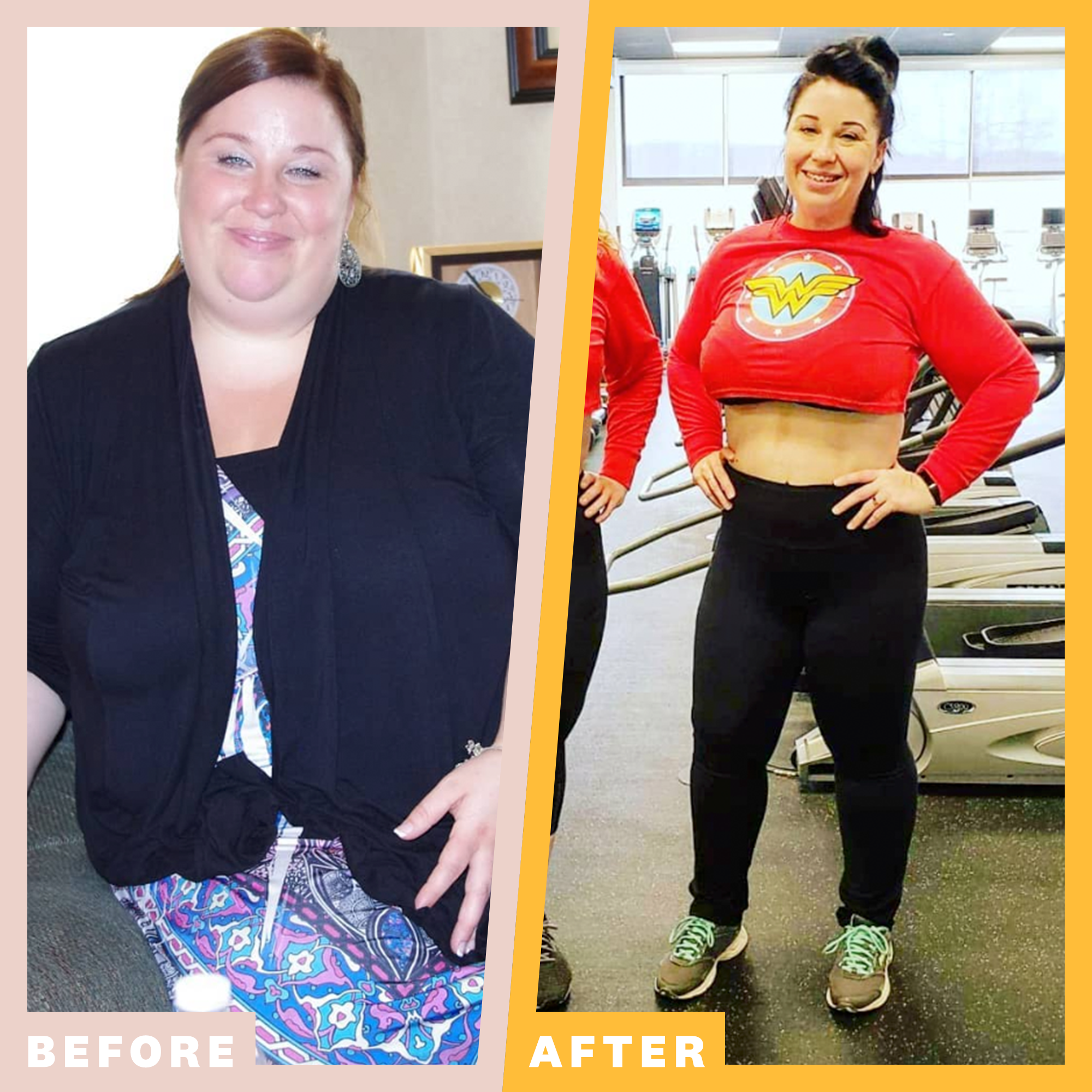'I Lost 230 Pounds On The Keto Diet And Got Stronger Than Ever'