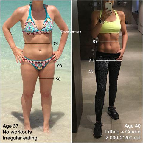 Nessa Weight Loss