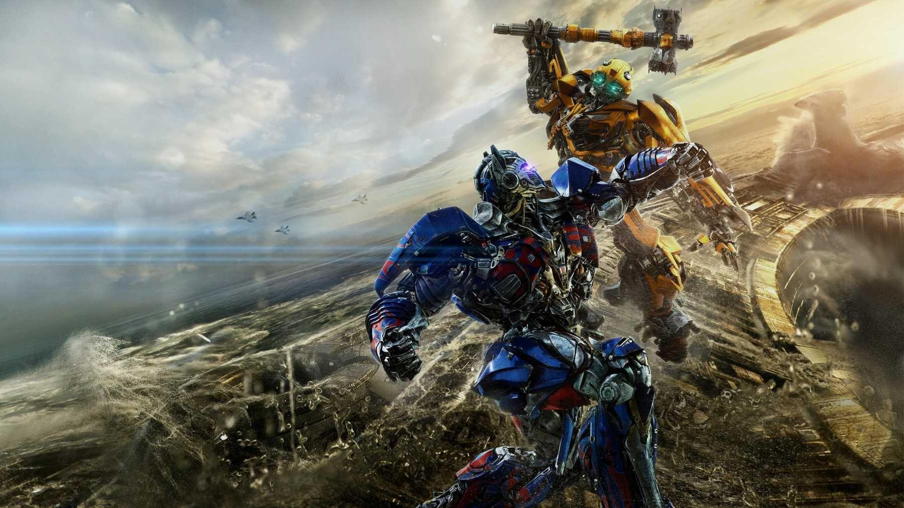 Transformers Nuevas Películas - Dos Guionistas Transformers