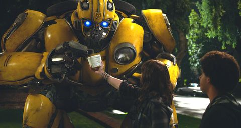 Bumblebee 2 cast - Bumblebee 2 release date