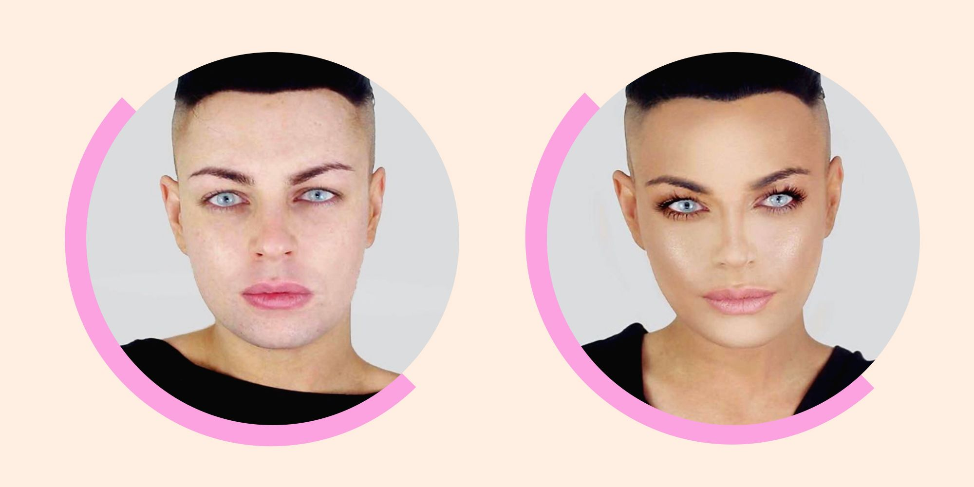The 9 Best Makeup Tricks for Transgender Women - How to do Facial