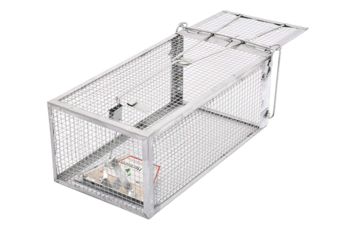 rat trap silver