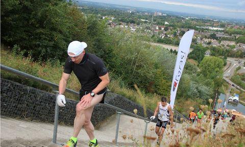 marathon, wilhelminaberg, trappenmarathon, zwaar