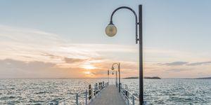 Il Lago Trasimeno si può visitare a piedi