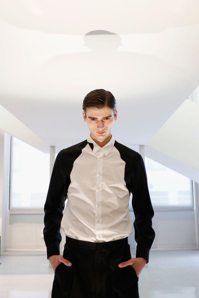 tratamiento facial de estética para hombre