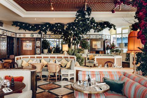 Best Italian London restaurant,  Gloria