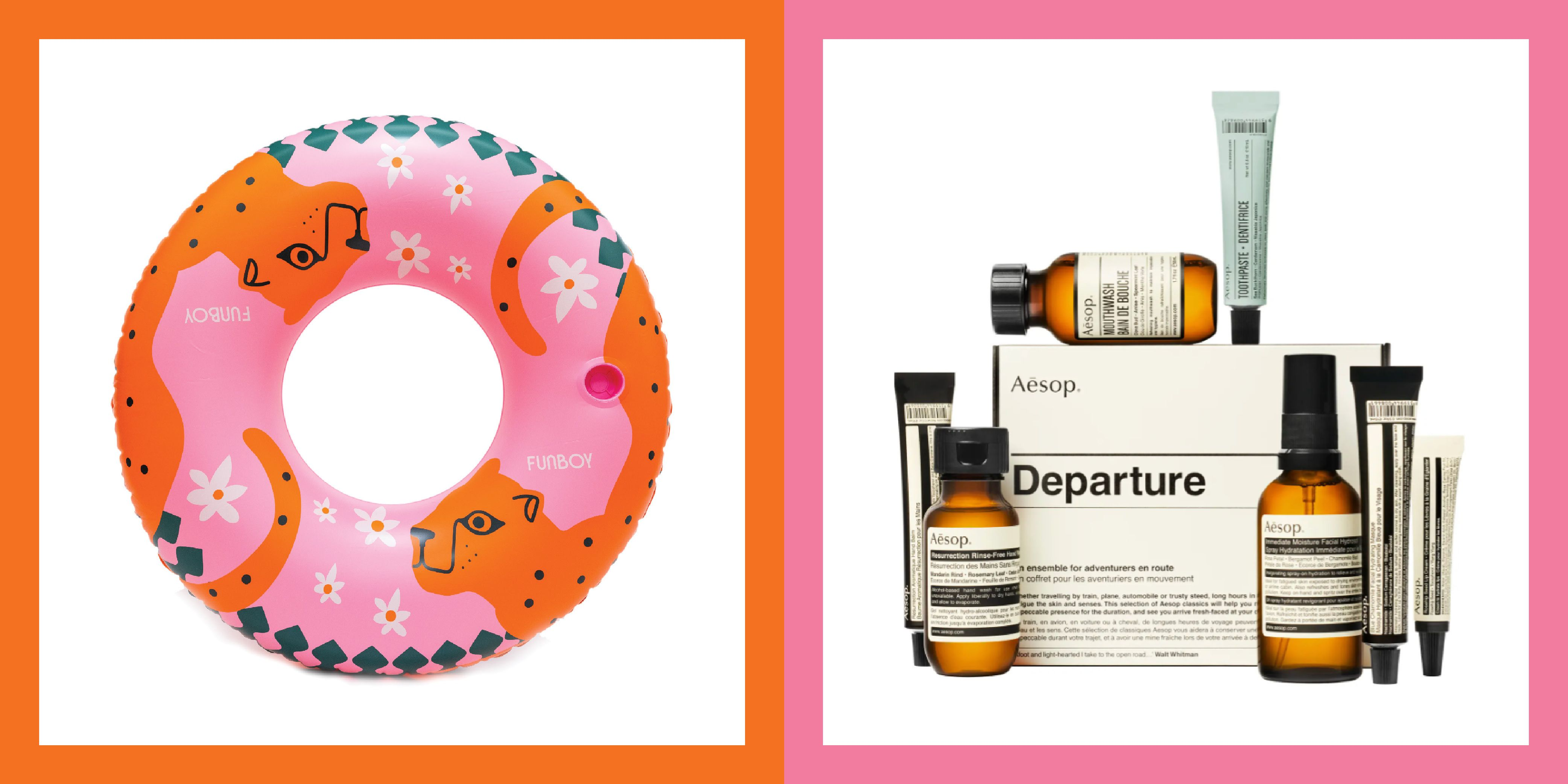 24 Practical (and Not-so-Practical) Summer Travel Necessities