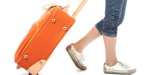 Suitcase Travel with 300x150