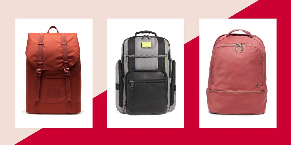 Travel backpacks for women who like to jet set in practical style
