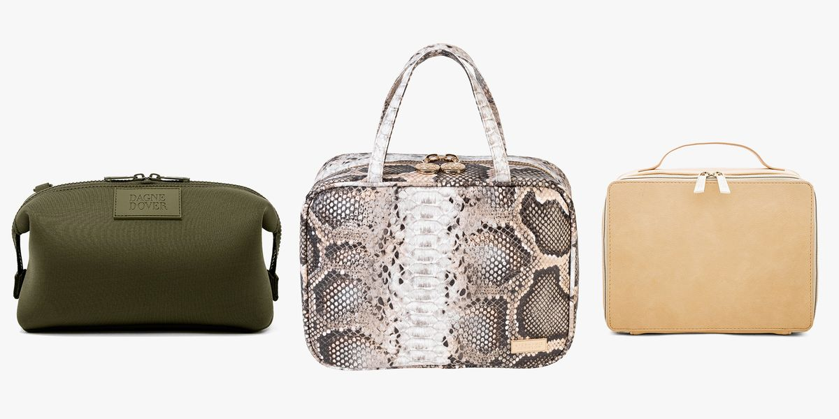 19 Toiletry Bags That Will Encourage You To Get Organized