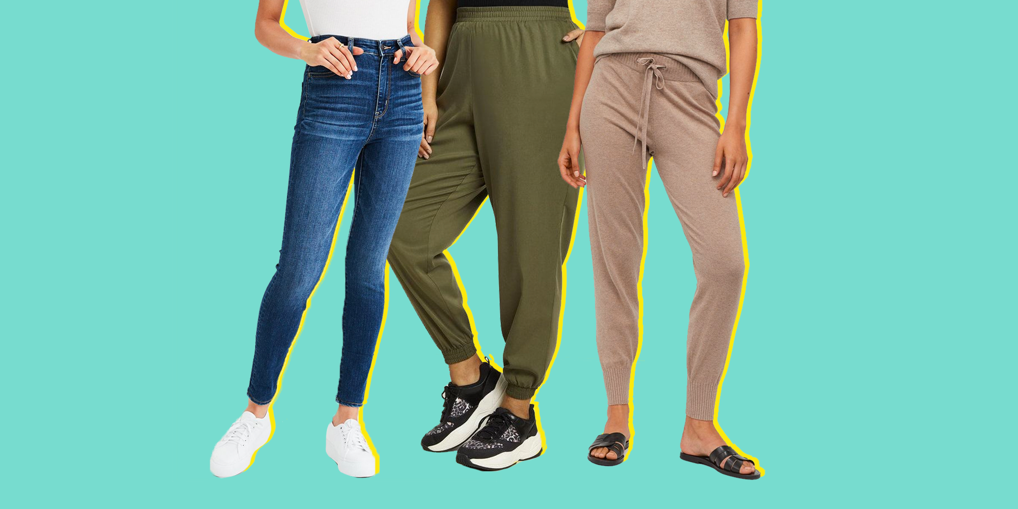 The Best Travel Pants for Women Who Don't Want to Sacrifice Comfort for Style
