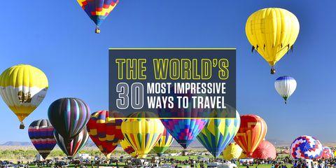 Mode of transport, Nature, Transport, Daytime, Recreation, Hot air ballooning, Fun, Yellow, Balloon, Aerostat,