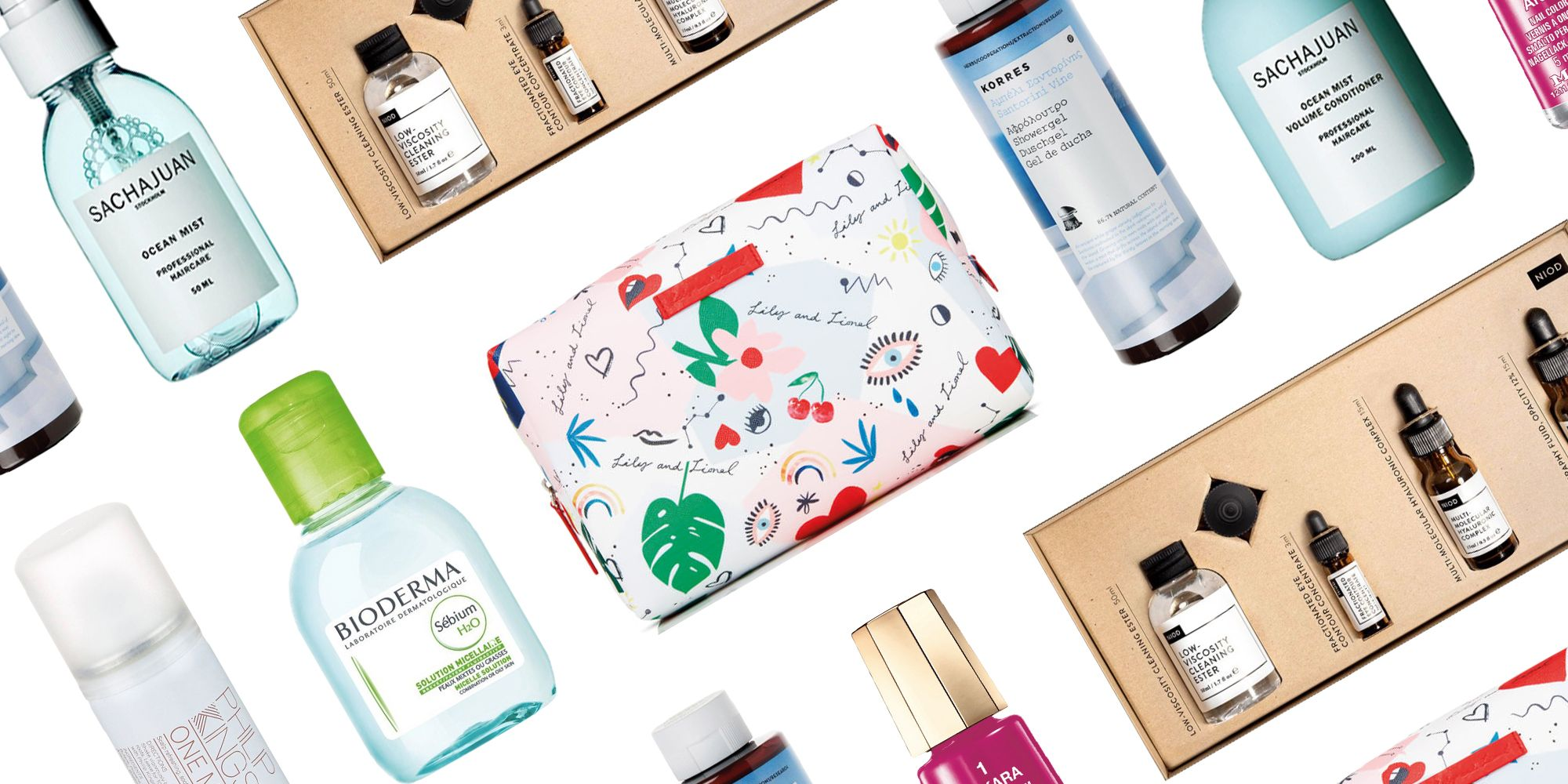 Travel Beauty Kits And Sets