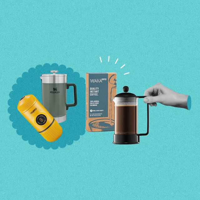 portable coffee makers