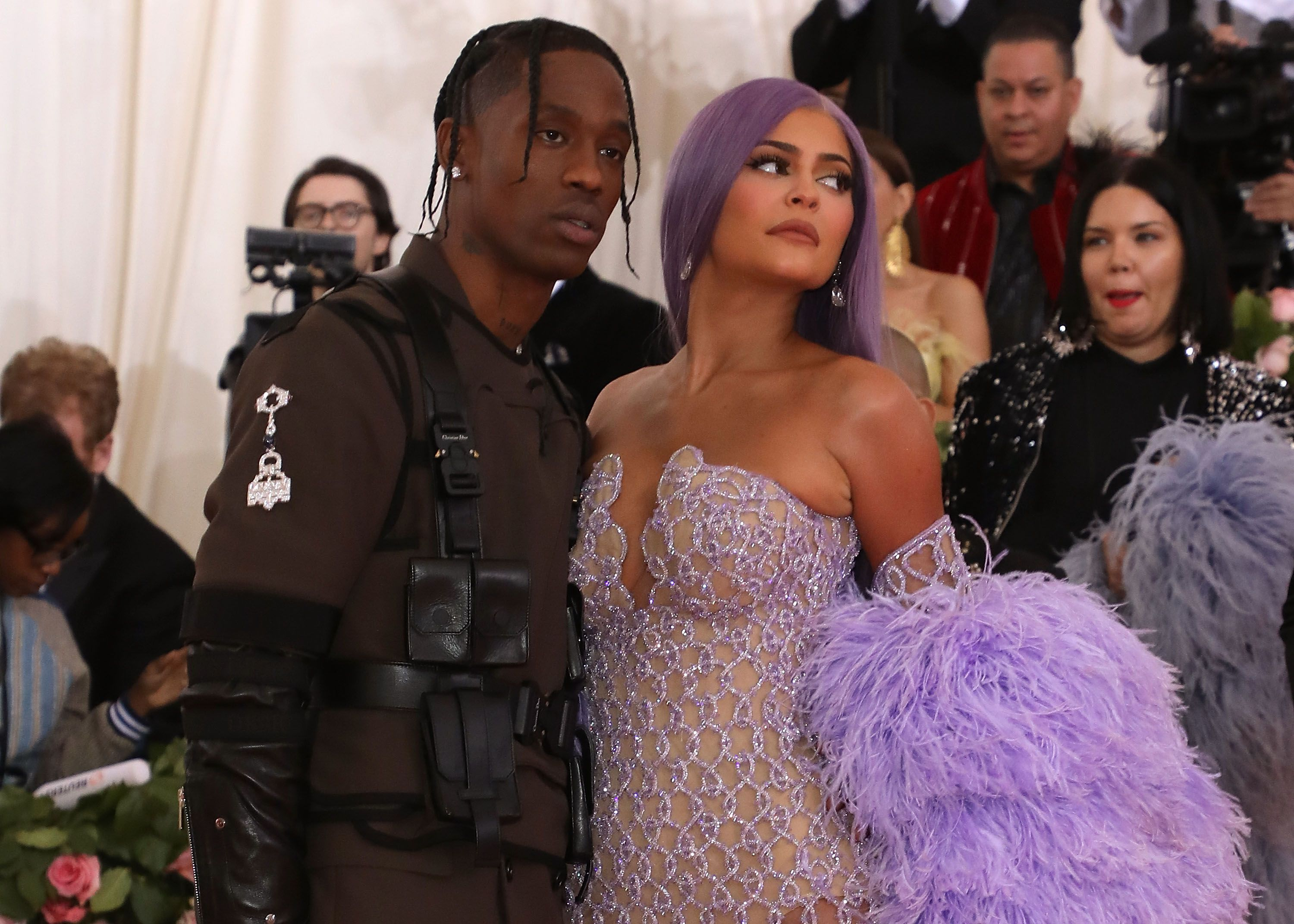 See Kylie Jenner and Stormi in the Trailer for Travis Scott's Upcoming Netflix Special