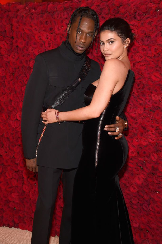 Kylie Jenner and Travis Scott are reportedly living together again and we can't keep up