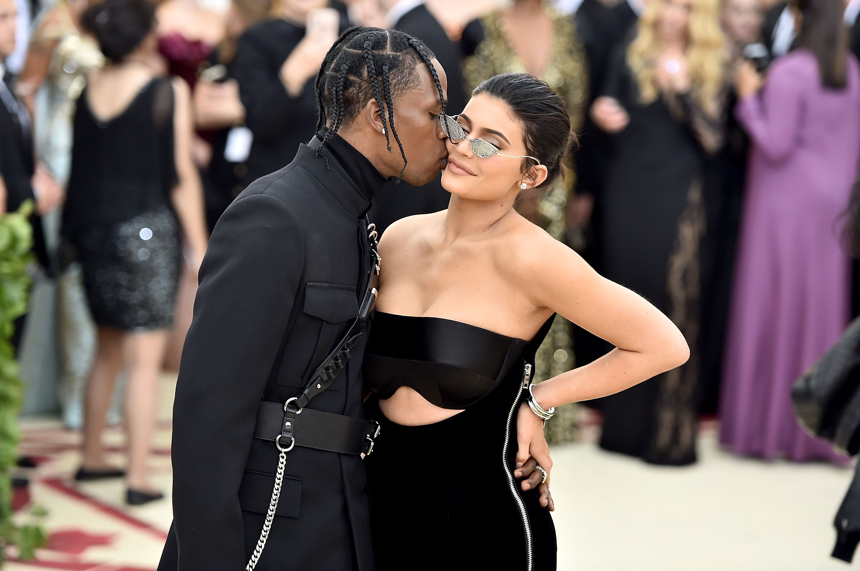 Travis Scott Gave Kylie Jenner the Sweetest Shout-Out on His
