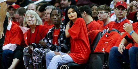 97261a73615f Everyone's Convinced Travis Scott Will Propose to Kylie Jenner at the Super  Bowl