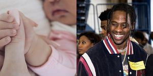 travis Scott speaks about daughter Stormi for the first time, baby with Kylie Jenner