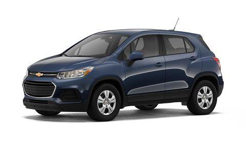 Land vehicle, Vehicle, Car, Chevrolet, Motor vehicle, Mini SUV, Sport utility vehicle, Automotive design, City car, Compact sport utility vehicle,