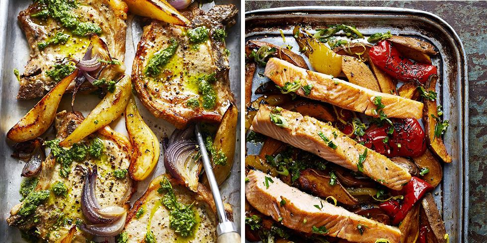 4 time-saving traybake recipes to try this autumn