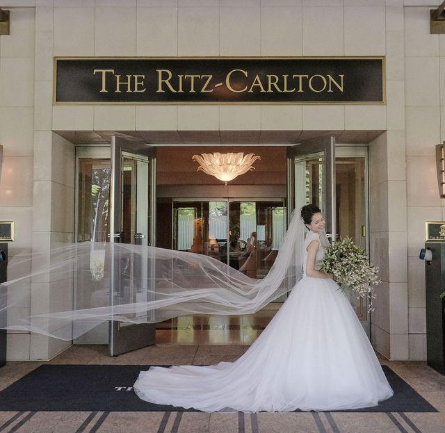 ザ・リッツ・カールトン東京、ラグジュアリーホテル、ウエディング