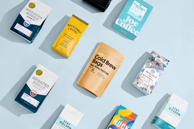 trade coffee cold brew kit